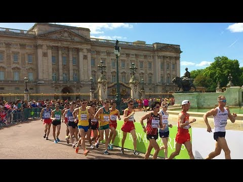 Buckingham Palace (incl. Men's 20km Race Walk) - Walking in London
