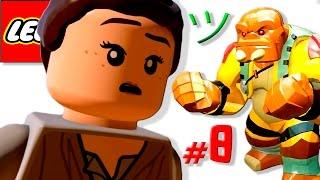 😁😁😁 Лего Звездные войны [8] Световой меч кладенец | Мультик игра | Семен Плей не Жестянка 😁