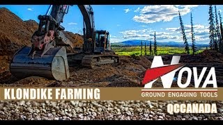 Farming for gold in the yukon -  QCC Klondike Farming