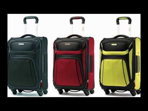 Where to Buy Spinner Carry on Luggage - YouTube