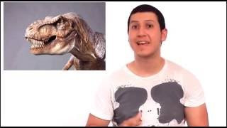 How To Draw A Dinosaur Easy Things