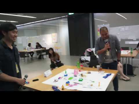 Customer Journey of FAB Laboratory with Design Thinking at Thailand Creative & Design Center