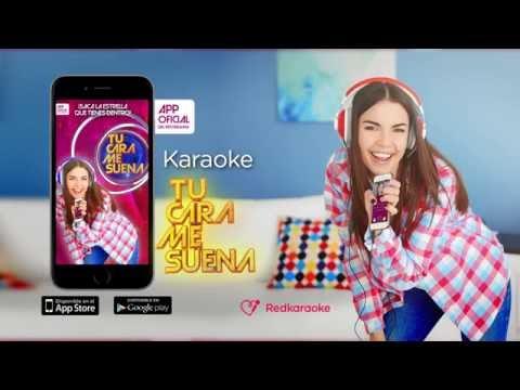 "Spot Karaoke App ""Tu Cara Me Suena"" by Red Karaoke"