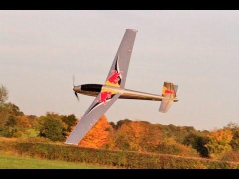 STAUFENBIEL L-13 BLANIK (RED BULL)1.5 MTR EP  FOAM GLIDER RC FLIGHT REVEIW - HORIZON HOBBY UK - 2015