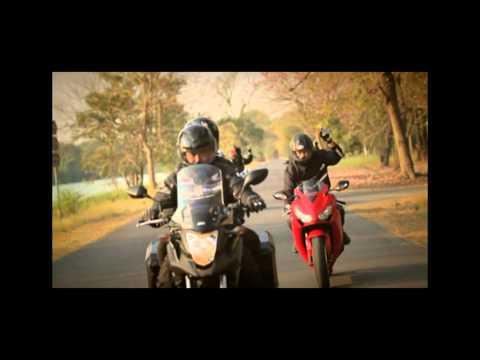 Honda BigBike - Advanced Safety Riding Course Episode 8