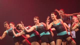 Clip Jazz Dance Corgémont - Route 66 _ Septembre 2012