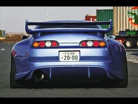 Toyota Supra tuning - YouTube