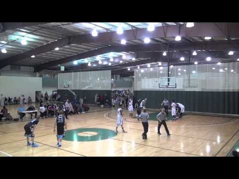 2013 Hoop Dream v NW Panthers U17 Competition