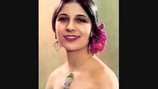 Conchita Piquer - No te mires en el río (1ª versión)