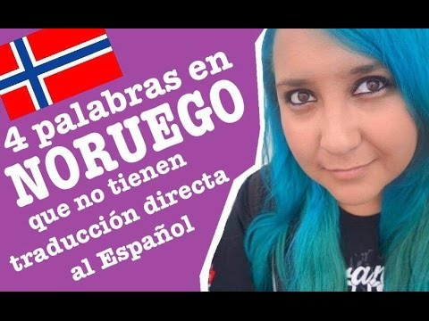 Palabras Noruegas sin traducción directa al Español  - Mexicana en Noruega ♥ Vlog 43 [Pame Koselig]