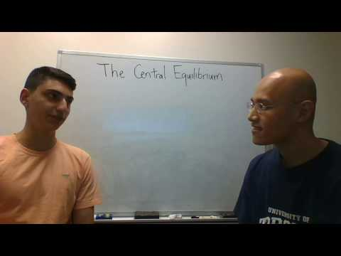 Neil Seoni on the Fourier Transform and the Sampling Theorem | The Central Equilibrium | Episode 1