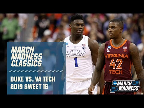 Duke V. Virginia Tech: 2019 March Madness Classic (FULL GAME)