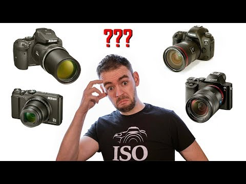 """""""What Camera Should I Buy?"""" - The 4 Types Of Camera"""