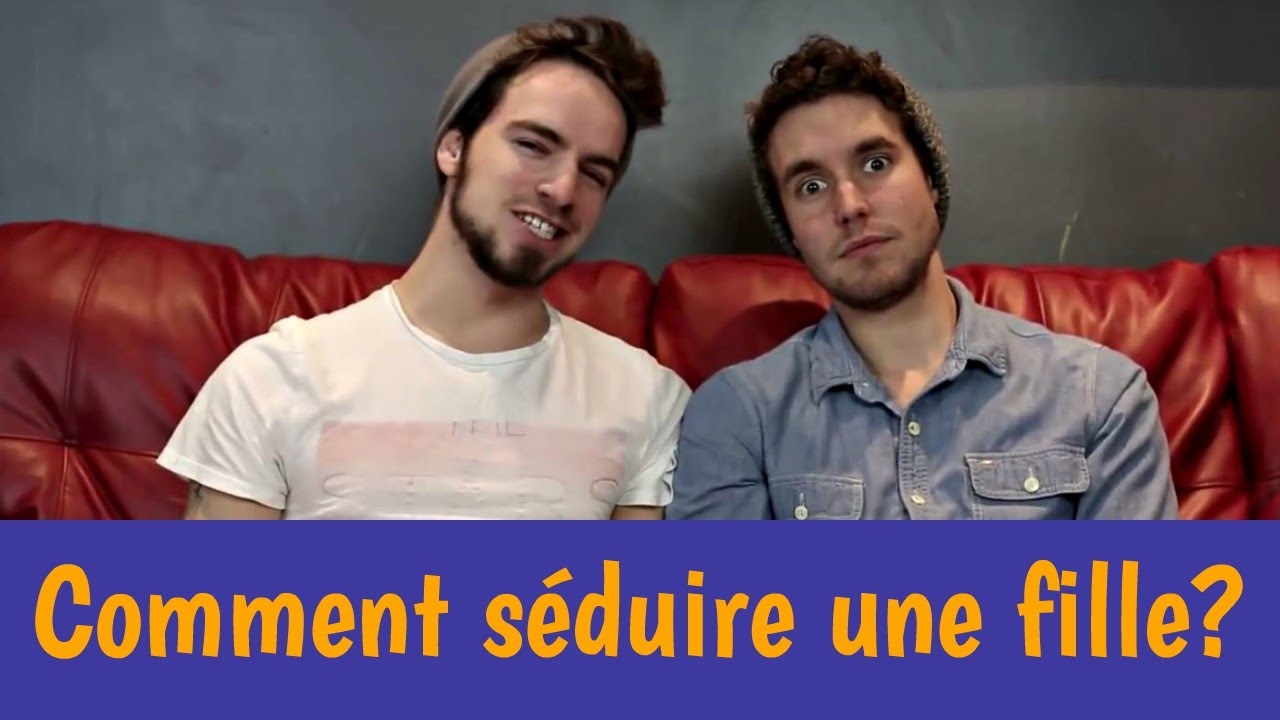 comment s duire une fille conseil de thierry et miro youtube. Black Bedroom Furniture Sets. Home Design Ideas