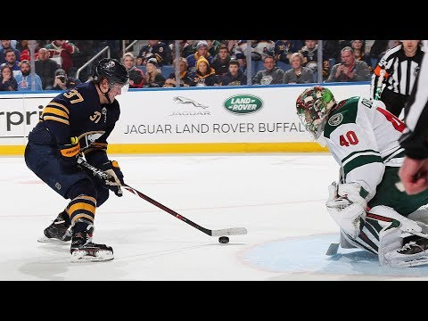 Wild and Sabres battle it out in a shootout