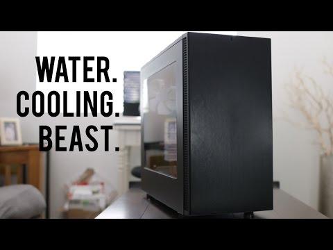 Fractal Design Define S - Best Water Cooling Case Under $100?