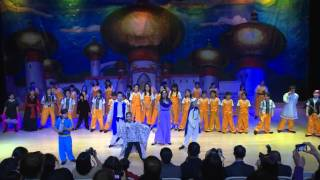 Yew Chung International School of Beijing - Aladdi