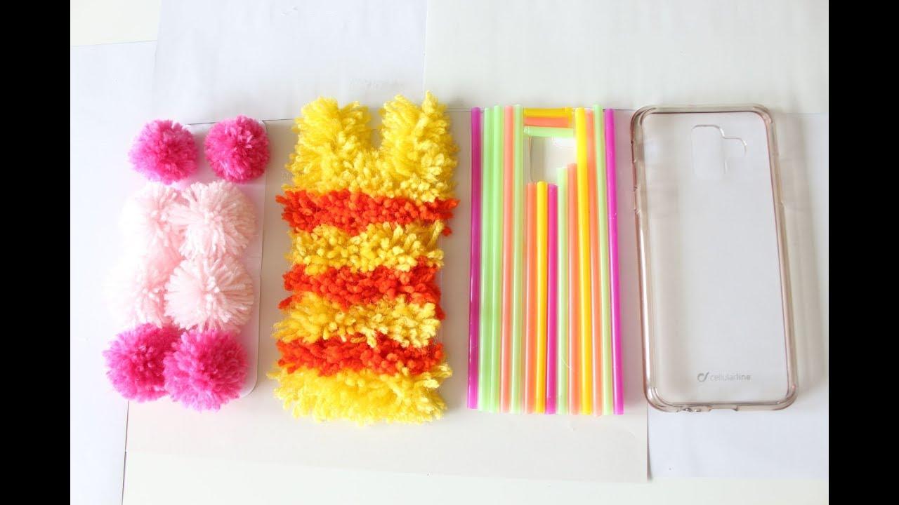 5 Bastel Ideen Handyhullen Selber Machen 5 Crafts Phone Cases