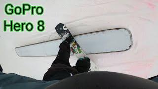 |GoPro Hero 8 Snowboarding| 2.7K Superview|