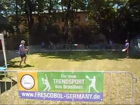 Frescobol in Germany