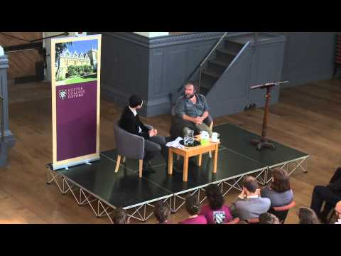 Sir Peter Jackson in conversation: Exeter College Oxford Eighth Century Lecture Series