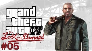[05] Let's Play Grand Theft Auto IV The Lost And Damned