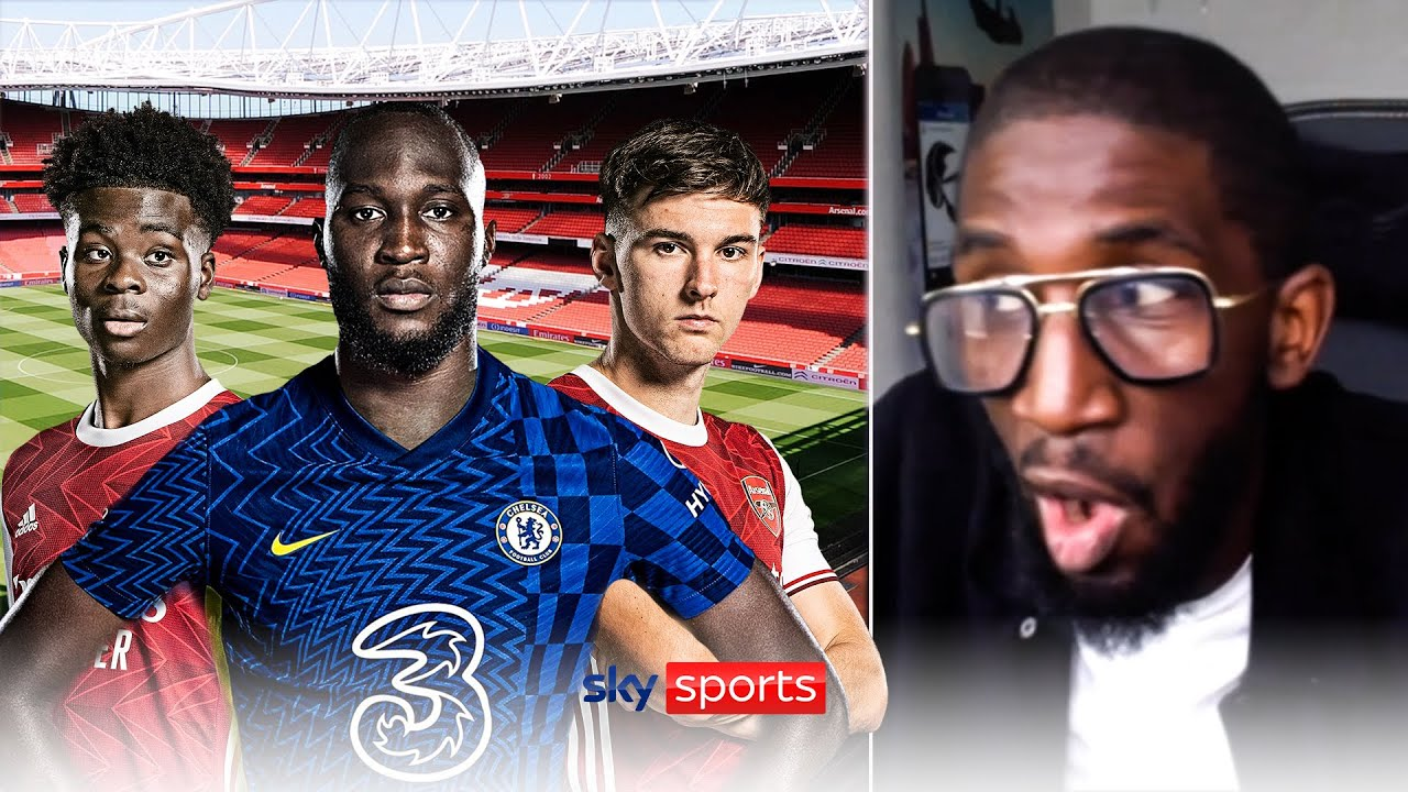 Download How many Arsenal players would get in the Chelsea XI?   Saturday Social feat Specs and Zac Djellab
