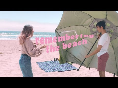REMEMBERING THE BEACH // A moving album.