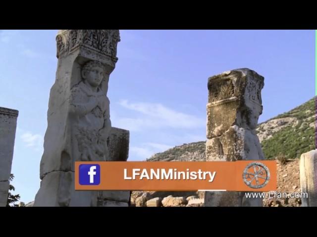 02 كيف استعد الرسول بولس للتبشير في أفسس؟ وما هي أهميتها له؟