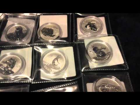 Canada $20 For $20 Silver Coin Collection Update