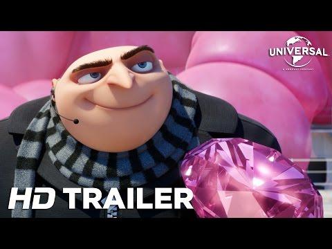 Meu Malvado Favorito 3 - Trailer Oficial (Universal Pictures) HD