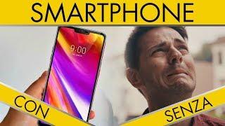VITA CON SMARTPHONE VS SENZA SMARTPHONE - iPantellas