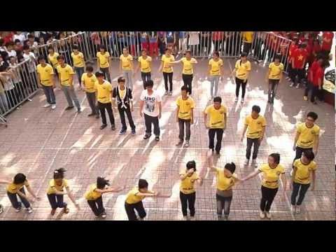 THPT Nguyen Cong Tru - 12A14 - Tiet muc Flashmod siêu hài hước.mp4