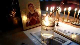 Как снять венец безбрачия и проклятие