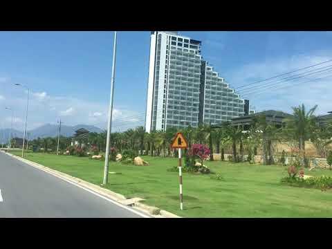 Các đại dự án tại Bãi Dài,  sân bay Cam Ranh vào Nha Trang tháng 10/17