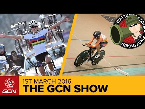A Power Meter In Your Shoe? + Reaction From The Cobbled Classics | The GCN Show Ep. 164