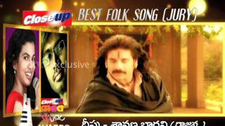Maa Music Awards 2012 - Best Folk Song Deepu & Sravana Bhargavi