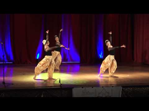 Indo-western fusion dance