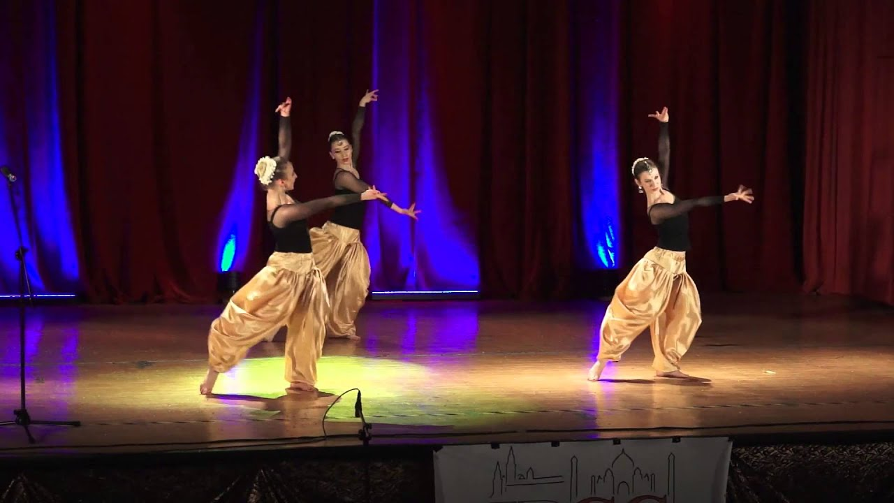 Indo Western Fusion Dance Youtube