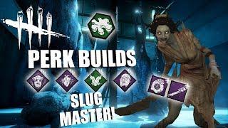 SLUG MASTER! | Dead By Daylight THE SPIRIT PERK BUILDS