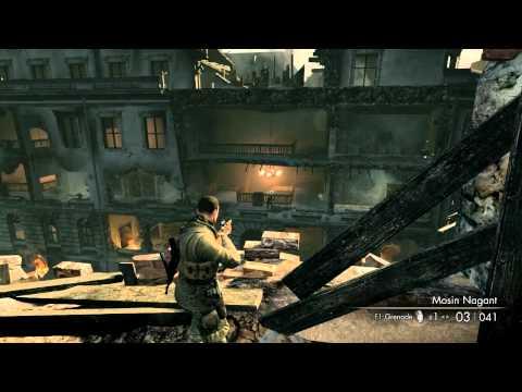 HD - Sniper Elite V2 - Part 8 - (18+)  