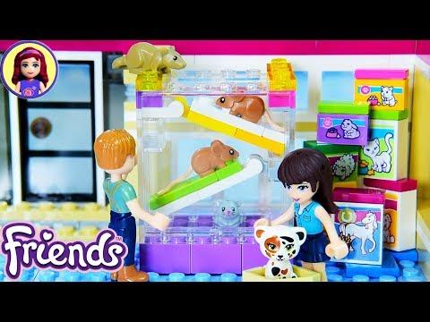 Lego Friends Custom House Renovation - Sophie & Henry's Bottom Floor Revealed!