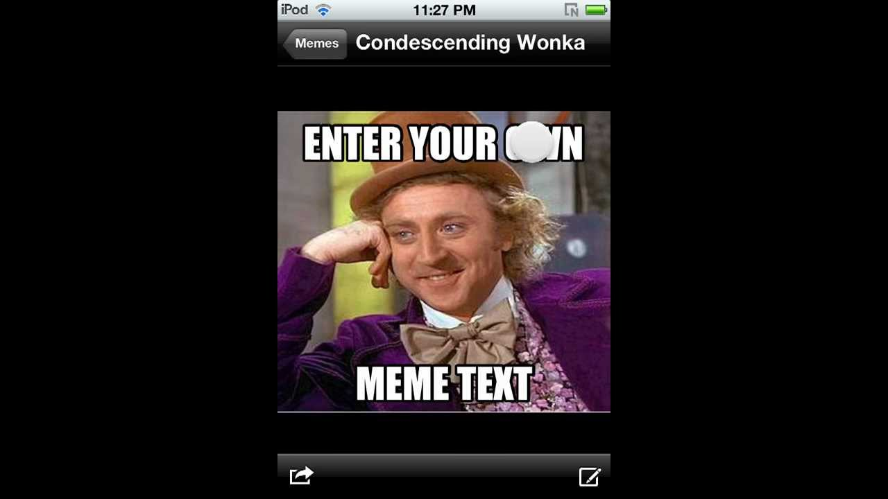 Funny Meme Apps For Android : Make a meme enter captions on pictures app review youtube