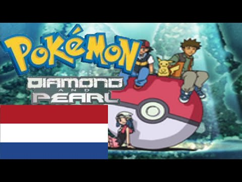 Pokémon Diamond And Pearl Opening 10 Nederlands, Dutch + Lyrics