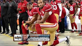 Charles Barkley on Colin Kaepernick's Situation, Actions and Consequences | The Dan Patrick Show