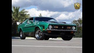 1971 Ford Mustang Mach 1 Gateway Orlando #1054