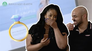 Can These S.O.s Guess Which Ring Their Partner Designed? // Presented by BuzzFeed & Brilliant Earth