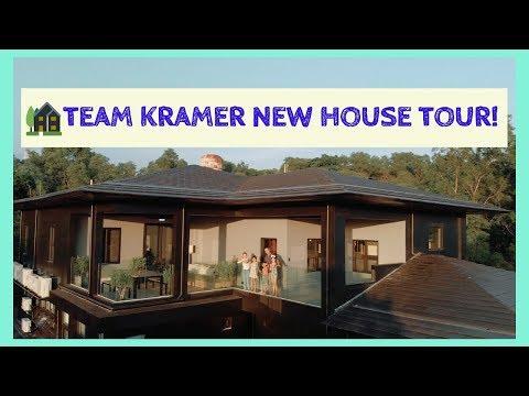 Team Kramer New House Tour
