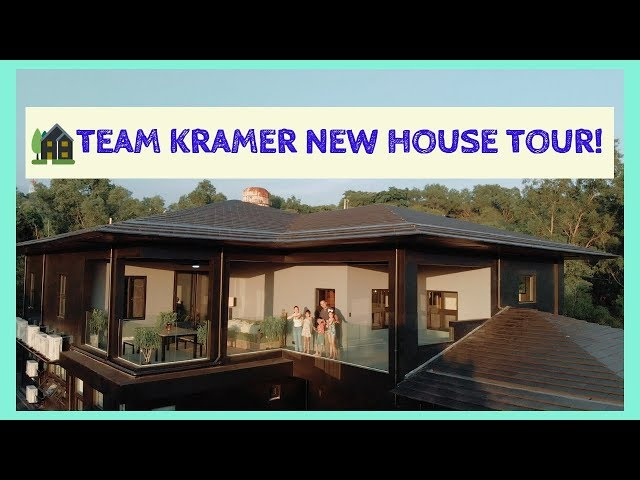 LOOK: 21 things we love about Team Kramer's new home