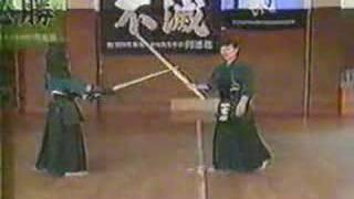 Furukawa sensei - kote men